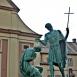 Szent Márton megkereszteli édesanyját