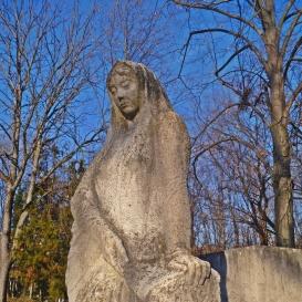 Lyka Károly és Lyka Károlyné síremléke