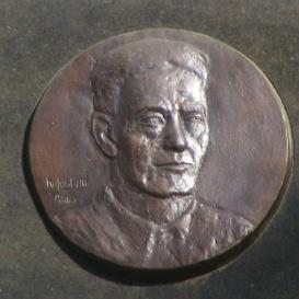 Mátéffy Béla-emléktábla