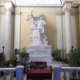 Prohászka Ottokár síremléke