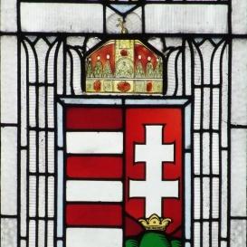 A Hazatérés templomának üvegablakai V.