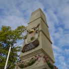 Honvéd-emlékmű / A pákozdi csata emlékműve
