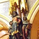 Országház kupolacsarnoka - I. Rákóczi Gyögy