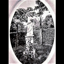 Flora-szobor