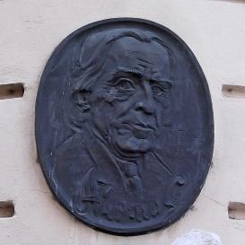 Harmos Károly-relief