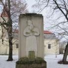 I. világháborúban elesett geszti hősök emlékműve