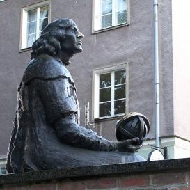 Kopernikusz a padon