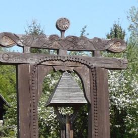 Sárkányos kapu