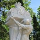 Zechmeister Károly síremléke