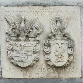 Erdődy címer