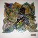 Eozinos kerámia falikép
