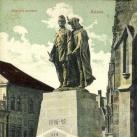 Honvéd-szobor