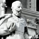 Országház - déli végfal: Esterházy Miklós (nádor)