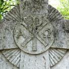 Kauser József síremléke