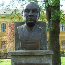 Zilahy Lajos mellszobra