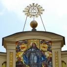 Szűz Mária-mozaik