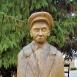 Bakay Árpád szobra