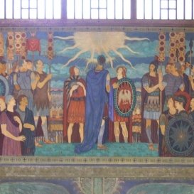 A szent kereszt diadala és felmagasztalása