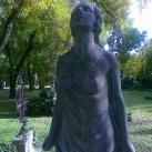 Gombaszögi Ella és Gombaszögi Margit síremléke
