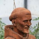 Assisi Szent Ferenc-mellszobor
