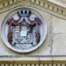 Timpanon címer