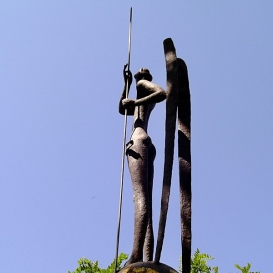 1956-os forradalom emlékműve