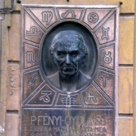 Fényi Gyula jezsuita csillagász