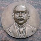 Dr. Klein Gyula emléktáblája