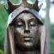 Árpád-házi Szent Erzsébet szobra
