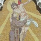 Szent Ferenc-mozaik