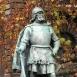 Szondi György szobra