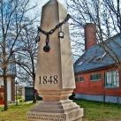 Az 1848-49-es forradalom és szabadságharc emlékére