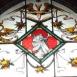 Országház – Főrendiház dunai folyosó üvegablakai