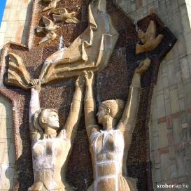 A magyar-szovjet barátság emlékműve