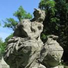 Teozófus síremlék