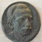 Hont Ferenc-emléktábla