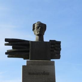 Bartók Béla-emlékmű