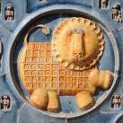 Figurális fali plasztikák III.