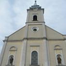 Keresztelő Szent János születése templom szobrai