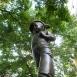 Hüvelyk Matyi szobra