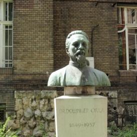 Dollinger Gyula dr.