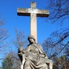 Pietà szoborcsoport