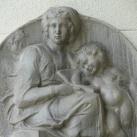 Mária és a gyermek Szent János