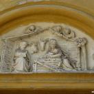 Jézus születése, megkeresztelése, feltámadása