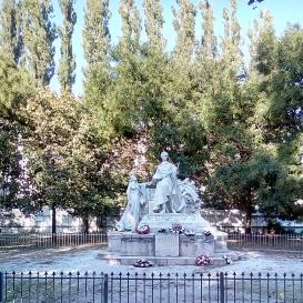 Petőfi Sándor emlékműve