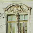 Pollák ház épületdísze