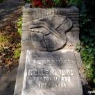 Heller Ödön síremléke