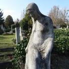 Novák Mihályné, Kalmár Gizella síremléke