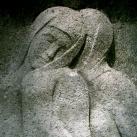 Siratóasszonyok - Schey Ernő síremléke