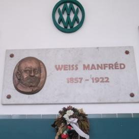 Weiss Manfréd